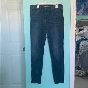 Pacsun Mid- High rise jeans size 27